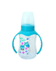 لوازم نوزاد شیشه شیر مینا بیبی مدل B2 ظرفیت 150 میلی لیتر