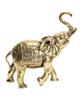 شیانچی مجسمه فیل برنزی کد 020030037