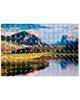 - استیکر لپ تاپ مدل AX101-117برای لپ تاپ 15.6 اینچ-طرح کوه و جنگل