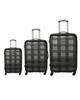 Ben sherman مجموع 3 عددی چمدان مدل nottingham کد 180376