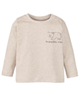 lupilu تی شرت آستین بلند نوزادی مدل 301550 - شیری
