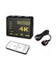 Non -Brand سوییچ 5 پورت HDMI مدل UH-501