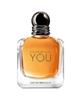 Giorgio Armani ادو تویلت مردانه مدل Stronger With You حجم 100 میلی لیتر