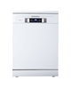 DAEWOO ماشین ظرفشویی مدل DDW -M1411W سفید ظرفیت 14نفر