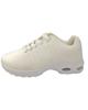 - کفش مخصوص پیاده روی زنانه کد 204 - سفیدشیری - مواد مصنوعی
