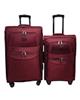 لوازم سفر- مجموعه دو عددی چمدان مدل 00505