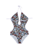 لباس زنانه مایو زنانه کد 238003308 - چندرنگ - گل دار