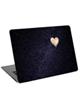 - استیکر لپ تاپ طرح heart moon night sky کدcl-293برای 15.6 اینچ
