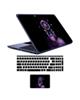 - استیکر لپ تاپ طرح DREAM کد 01 به همراه برچسب حروف فارسی کیبورد
