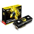 كارت گرافيك - VGA MSI R9 290X LIGHTNING-4GB-DDR5
