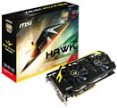كارت گرافيك - VGA MSI R9 270X HAWK-2GB-DDR5
