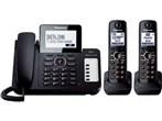 دستگاه تلفن بی سیم/بیسیم Panasonic KX-TG6672B