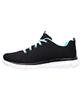 Skechers کفش مخصوص دویدن زنانه مدل12615BKTQ - مشکی - مواد مصنوعی