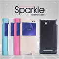 for SONY Xperia C3(S55T) CASE- Sparkle