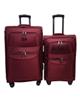 - مجموعه دو عددی چمدان کد ss6655 - زرشکی