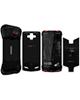 DOOGEE گوشیS90 دوسیم کارت-همراه ماژول دوربین عکاسی درشب-گیم پد-پاوربانک