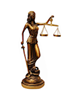 لیلپار مجسمه طرح عدالت مدل DKH-7136