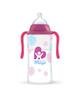 لوازم نوزاد شیشه شیر مایا مدل ارتودنسی ظرفیت 300 میلی لیتر