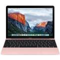 لپ تاپ - Laptop   Apple MacBook-MMGL2-Core M3 -8GB-256 -2016 -RoseGold