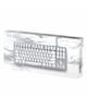 RAZER کیبورد بازی Keyboard Blackwidow Lite Mercury - GAMING