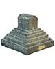 تندیس و پیکره شهریار مجسمه مدل مقبره کوروش تخریبی کد MO1810 سایز بزرگ