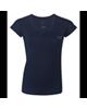 - تیشرت ورزشی زنانه کد NInaw72 - سرمه ای ساده