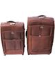 لوازم سفر- مجموعه دو عددی چمدان کد 03