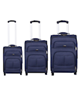 لوازم سفر- مجموعه سه عددی چمدان کد 2301A