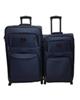 - مجموعه دو عددی چمدان کد SS0090 - سرمه ای