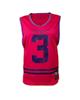 Trec Wear تاپ ورزشی زنانه مدل Pink 001 - صورتی تیره بنفش با شماره 3