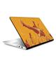 - استیکر لپ تاپ طرح خوشحالی مدل TIE048 مناسب برای لپ تاپ 15.6 اینچ