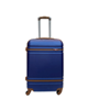 - چمدان پی کی مدل C045 سایز متوسط - آبی نفتی