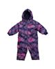 لباس نوزادی - سرهمی نوزادی لوپیلو کد BWN - سرمه ای صورتی