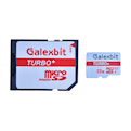 microSDHC مدل Turbo+ Class 10 UHS-I 80MBps - 32GB + Adapter