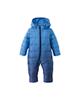 لباس نوزادی - سرهمی نوزادی لوپیلو مدل bl2 - آبی