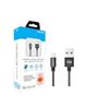 Naztech کابل تبدیل USB به لایتنینگ نزتک مدل MFI Braided Durable