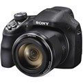 DSC-H400-Compact Camera With 63x Optical Zoom