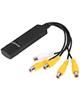- کارت کپچر USB ایزی کپ-Easy Cap مدل 4CH