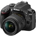 D3400 DSLR Camera with 18-55mm Lens