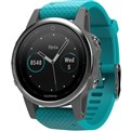 ساعت های  ورزشی  Garmin  fenix 5S Multi Sport Training GPS Watch- Turquoise-010-01685-01