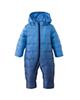 لباس نوزادی - سرهمی نوزادی پسرانه لوپیلو مدل 491as - آبی