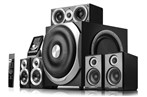S760D- 5.1 surround sound system