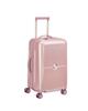 Delsey چمدان مدل TURENNE کد 1621801 سایز کوچک - رزگلد - پلی کربنات