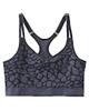 چیبو نیم تنه ورزشی زنانه مدل 387as - خاکستری تیره - طرح سنگی