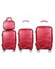لوازم سفر- مجموعه چهار عددی چمدان مدل 4291