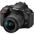 D5600 with 18-55mm Lens- DSLR Camera