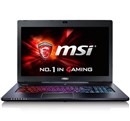 GS72 6QE STEALTH PRO-CORE I7 -16GB-1TB-128SSD-6GB-17.3 FULL HD