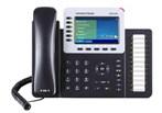 گوشی تلفن-Phone voIP Grandstream GXP2160 16-Line Enterprise Corded