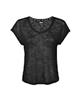 Crivit تی شرت ورزشی زنانه کد cr104 - نوک مدادی - پلی استر - ویسکوز