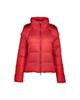 لباس زنانه کاپشن زنانه آرمانی اکسچنج مدل 6ZYB10YNEQZ-1444 - قرمز - کوتاه